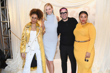 Brandon Maxwell Brandon Maxwell - Front Row - February 2019 - New York Fashion Week