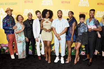 Brandon P Bell Premiere Of Netflix's 'Dear White People' Season 3 - Arrivals