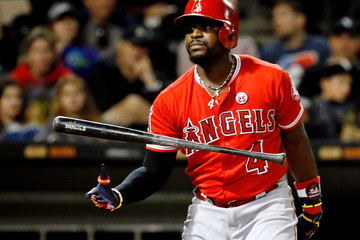 Brandon Phillips Los Angeles Angels of Anaheim v Chicago White Sox