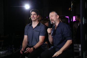 Brandon Routh Entertainment Weekly Hosts Its Annual Comic-Con Party at FLOAT at The Hard Rock Hotel — Inside