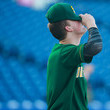 Brandon Smith South Africa v Chinese Taipei - WBSC U-23 World Cup Group A