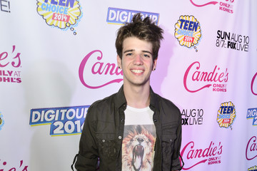 Brandon Tyler Russell Teen Choice Pre-Party