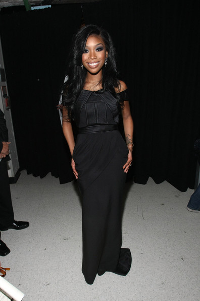 Brandy - BET Honors 2013: Backstage