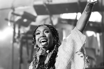 Brandy 2019 Coachella Valley Music And Arts Festival - Weekend 2 - Day 1