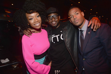 Brandy 'A Haunted House 2' Premieres in LA