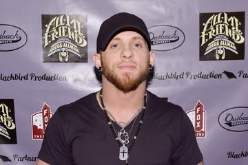 Brantley Gilbert Arrivals at the 'All My Friends' Show