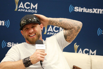 Brantley Gilbert SiriusXM's The Highway Channel Broadcasts Backstage Leading Up To The Academy Of Country Music Awards