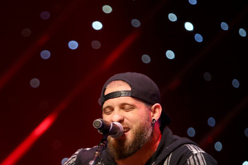 Brantley Gilbert CBS RADIO's Second Annual Stars and Strings - Show