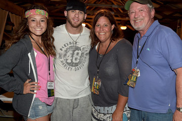 Brantley Gilbert Country Thunder USA In Twin Lakes, Wisconsin - Day 3