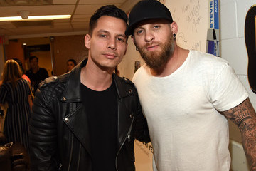 Brantley Gilbert 2017 iHeartCountry Festival, a Music Experience by AT&T - Backstage