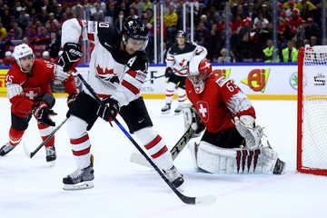 Brayden Schenn Canada vs. Switzerland - 2018 IIHF Ice Hockey World Championship Semi Final