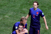 Robin Van Persie Daley Blind Photos Photo
