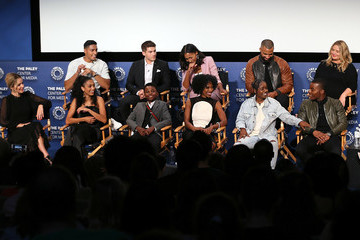 Bre-Z Michael Evans Behling The Paley Center For Media's 2018 PaleyFest Fall TV Previews - The CW - Inside