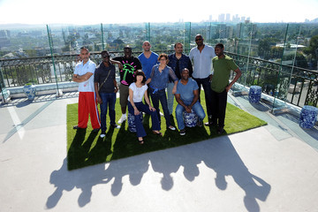 Dipo Agboluaje Breakthrough Brit Week - Group Photocall