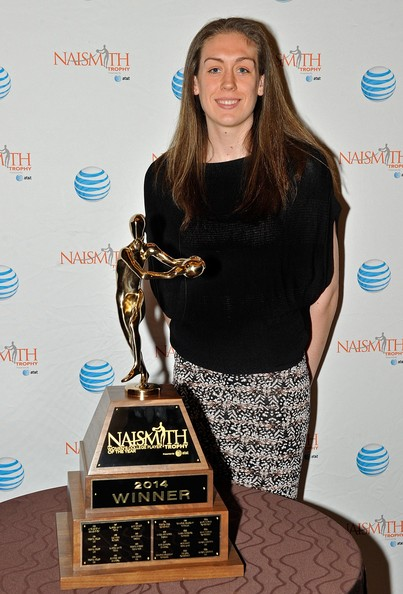 Naismith trophy at omni hotel on april 7 2014 in nashville