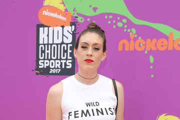Breanna Stewart Nickelodeon Kids' Choice Sports Awards 2017 - Red Carpet