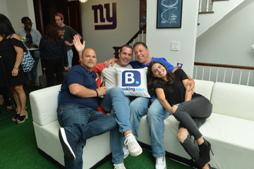 Breanne Racano Booking.com Unveils the Ultimate Football House With Vanessa Hudgens & Jerry Ferrara