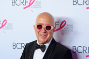 Paul Shaffer attends the Breast Cancer Research Foundation Hot Pink Gala hosted by Elizabeth Hurley at Park Avenue Armory on May 17, 2018 in New York City.