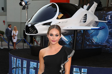 Brec Bassinger 'Valerian and the City of a Thousand Planets' — World Premiere