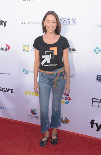 Stand Up To Cancer Marks 10 Years Of Impact In Cancer Research At Biennial Telecast - Arrivals