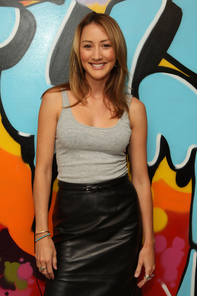 "Bree Turner Photos Photos - Bree Turner Visits Fuse's ""No. 1 Countdown"" - Zimbio"