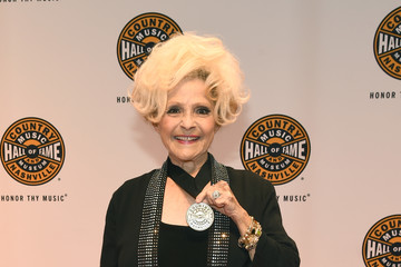 Brenda Lee The Country Music Hall of Fame and Museum 2016 Medallion Ceremony - Red Carpet