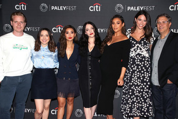 Brenda Song Shay Mitchell The Paley Center For Media's 2019 PaleyFest Fall TV Previews - Hulu - Arrivals