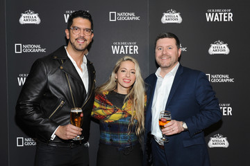 Brendan Ripp Stella Artois and National Geographic World Premiere of 'Our Dream of Water,' Documentary by Award-Winning Director Crystal Moselle