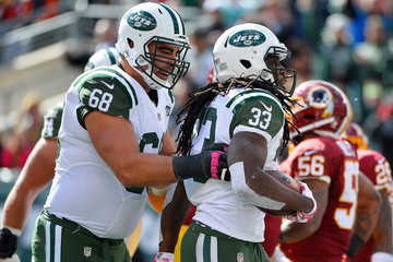 Breno Giacomini Washington Redskins v New York Jets