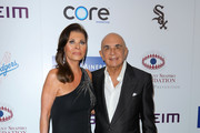 Robert Shapiro and Linell Shapiro attend The Brent Shapiro Foundation for Drug Prevention Summer Spectacular Gala at The Beverly Hilton Hotel on September 21, 2019 in Beverly Hills, California.