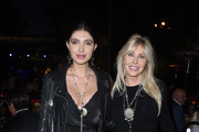Brittny Gastineau and Lisa Gastineau attend The Brent Shapiro Foundation Summer Spectacular on September 9, 2017 in Los Angeles, California.