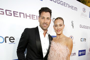Maksim Chmerkovskiy (L) and Peta Murgatroyd attend Brent Shapiro Foundation Summer Spectacular 2019 at The Beverly Hilton Hotel on September 21, 2019 in Beverly Hills, California.