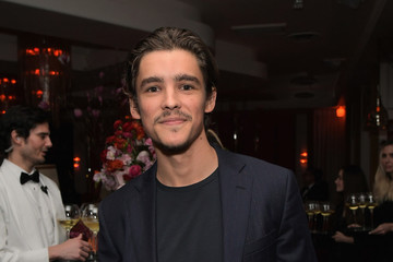 Brenton Thwaites Vanity Fair and L'Oreal Paris Toast to Young Hollywood, Hosted by Dakota Johnson and Krista Smith