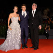 Bret Easton Ellis 'The Canyons' Premieres in Venice