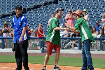 Bret Michaels 25th Annual City of Hope Celebrity Softball Game 2015 - Game