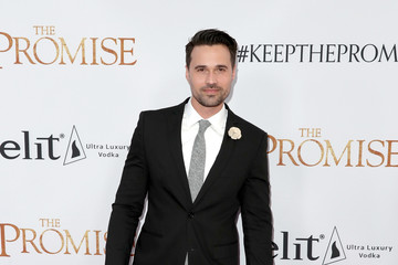Brett Dalton Premiere of Open Road Films' 'The Promise' - Arrivals