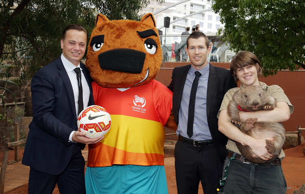AFC Asian Cup Mascot Launch []