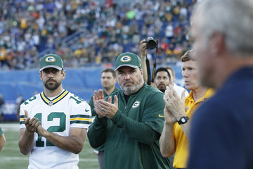 Brett Favre Hall of Fame Game - Green Bay Packers v Indianapolis Colts