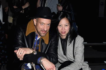 Brian Anderson Coach 75th Anniversary: Women's Pre-Fall and Men's Fall Show - Front Row