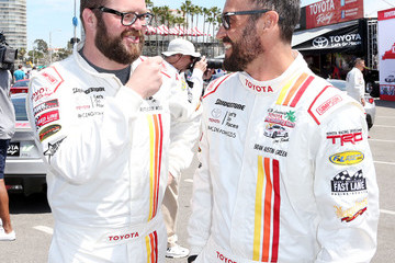 Brian Austin Green 42nd Toyota Grand Prix of Long Beach - Press Day