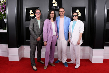 Brian Bell 61st Annual Grammy Awards - Arrivals