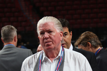 Brian Burke 2015 NHL Draft - Rounds 2-7