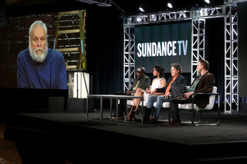 Brian Dennehy 2017 Winter TCA Tour - Day 9