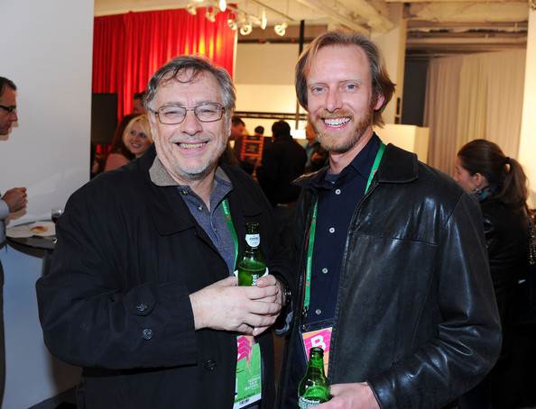 Brian Doyle and Stewart Nusbaumer - Filmmaker & Press Cocktail Party At The 2011 Tribeca Film Festival