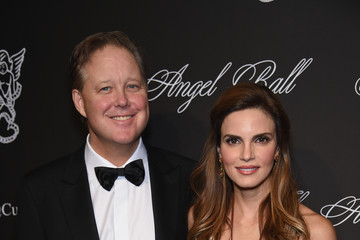 Brian France Gabrielle's Angel Foundation Hosts Angel Ball