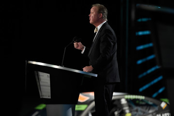 Brian France Monster Energy NASCAR Cup Series Awards
