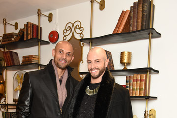 Brian Friedman ConSept Charity Shopping Event