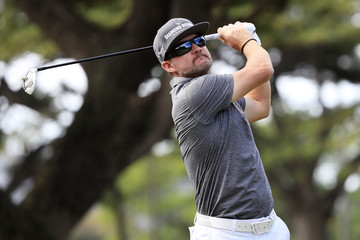 Brian Gay Sony Open in Hawaii - Preview Day 2