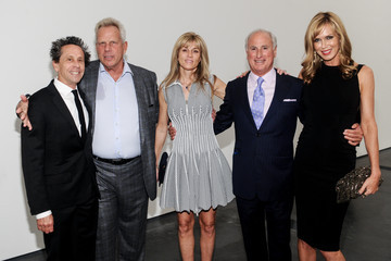 Brian Grazer Kaayla Cevan LACMA's 2013 Collectors Committee - Gala Dinner