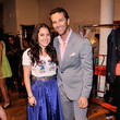 Brian Igel NYFW: Backstage at Just Dance